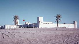 Timeline: from watchtower to the most significant historic monument in Abu Dhabi
