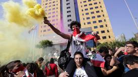 Lebanon: student strikes and occupying offices maintains pressure on politicians