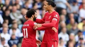 Leeds v Liverpool player ratings: Bamford 6, Struijk 3; Salah 8, Mane 7