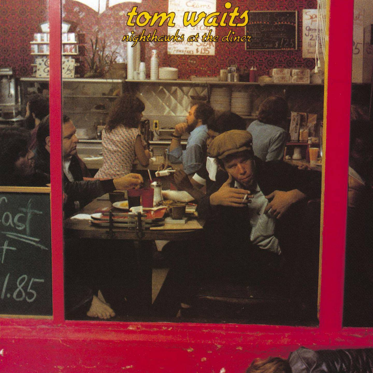 Nighthawks At The Diner by Tom Waits. Courtesy Rhino Entertainment