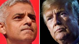Sadiq Khan cuts a strong and dignified figure in the face of Donald Trump's attacks