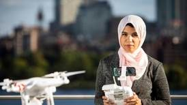 Drone and bass: Norhan Bayomi has the technology to change lives