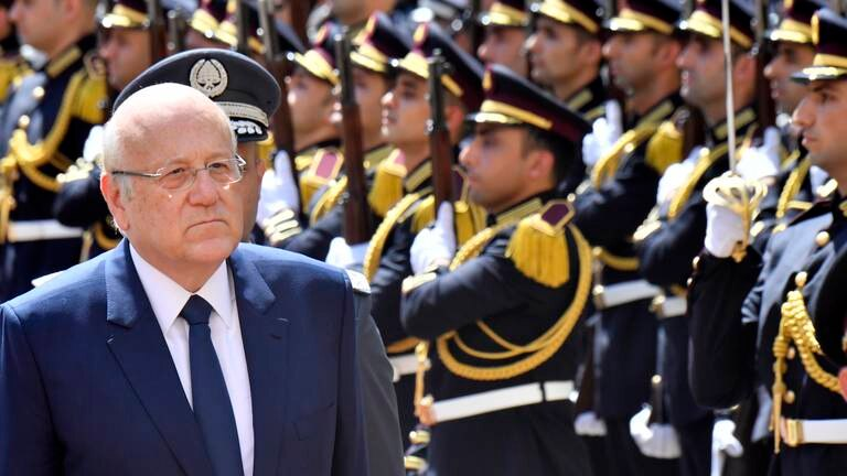 An image that illustrates this article Ministerial plan to save Lebanon to be signed on Thursday