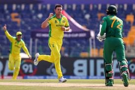 T20 World Cup: Australia open campaign with hard-fought win