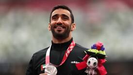 UAE's Mohamed Al Hammadi wins silver in 800m T34 for fifth overall Paralympics medal