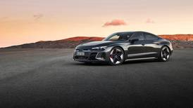 Audi reveals electric tearaways the e-tron GT and RS