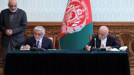 Afghan power-sharing deal is step forward, but the road to peace is still long