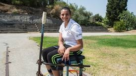 Alia Issa 'proud' to be first woman to represent Refugee Team at Paralympics