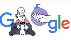 Ignaz Semmelweis: Google Doodle celebrates Hungarian physicist with a hand washing animation