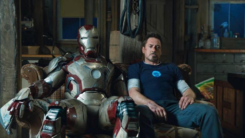 Iron Man 3. Marvel