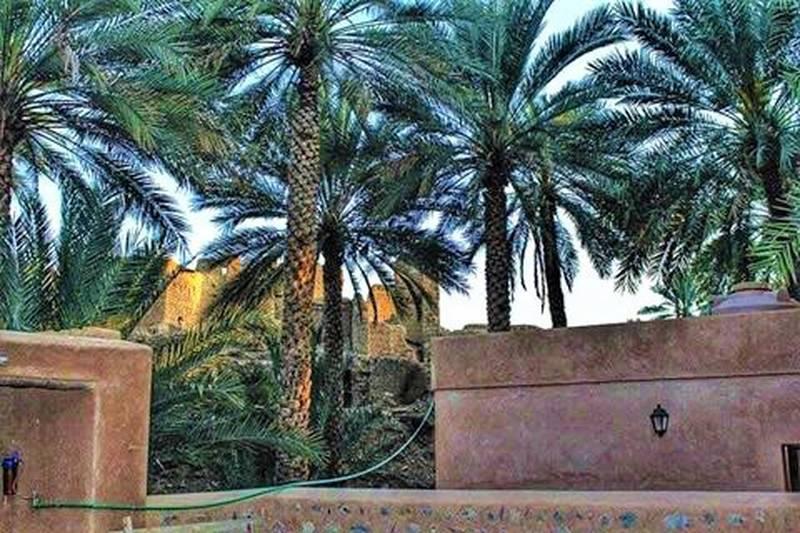 Mokazzah village in Izki, Oman. Oman News Agency