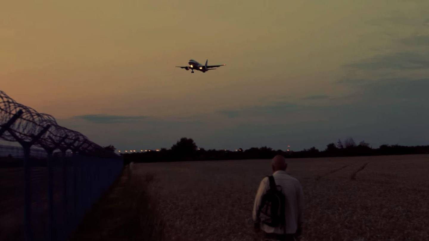 A screengrab from On the other side trailer 2012 BY FERAS FAYYAD. Courtesy FERAS FAYYAD