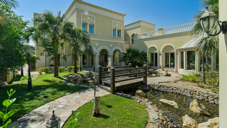 An image that illustrates this article Property of the week: lavish Dh48m Emirates Hills villa
