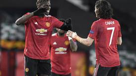 Manchester United v Roma player ratings: Cavani a perfect 10, Pogba not far behind; Smalling 3