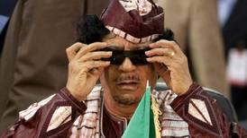 UK 'loses' nearly £1 billion of frozen Libyan funds