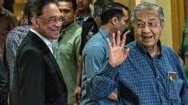 In Malaysia, a decades long political rivalry continues to play out