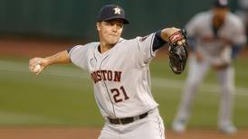 MLB round-up: Zack Greinke and the Houston Astros ignore the jeers to thrash Oakland Athletics on opening day