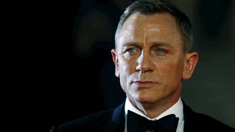 An image that illustrates this article Daniel Craig says women shouldn't need to play James Bond