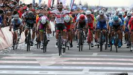 Fernando Gaviria claims first stage win of 2020 for UAE Team Emirates at Vuelta a San Juan