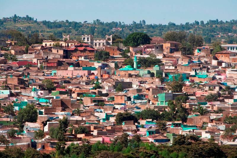 Harar, Ethiopia, Africa. (Photo by Marka/UIG via Getty Images)