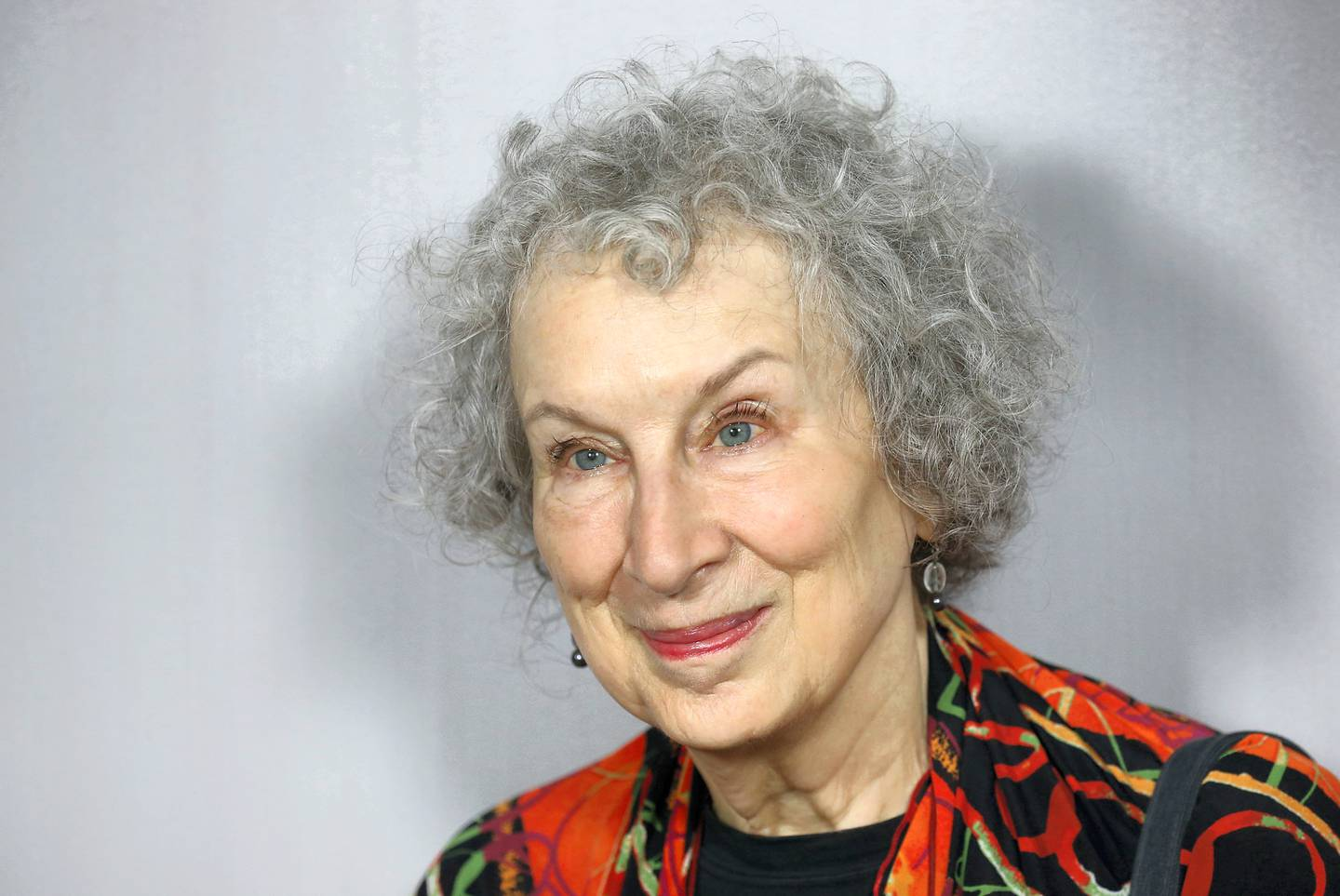 LOS ANGELES, CA - OCTOBER 14:  Margaret Atwood attends the 2018 Hammer Museum Gala In The Garden held on October 14, 2018 in Los Angeles, California.  (Photo by Michael Tran/FilmMagic)