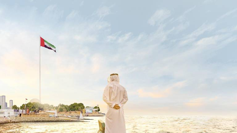 An image that illustrates this article UAE at 50: Etihad asks travellers to share their UAE stories for new campaign