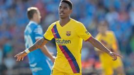 Leeds United sign defender Junior Firpo from Barcelona