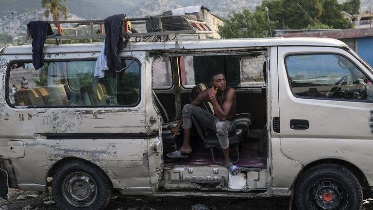 An image that illustrates this article Haiti kidnappers 400 Mawozo demand $1m each for 17 hostages