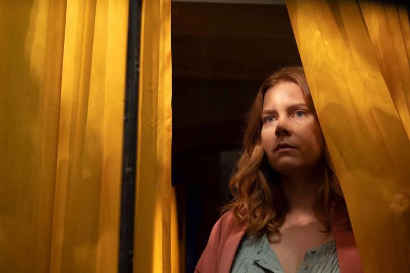 Woman in the Window (2021), Amy Adams as Anna Fox. Melinda Sue Gordon / Netflix