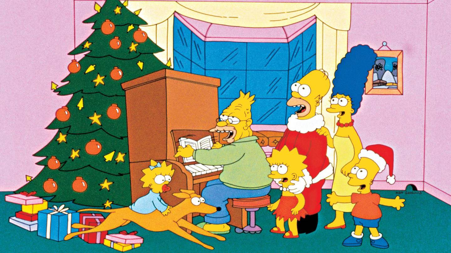 The Simpsons - Series 01,  Episode 1. Courtesy Fox