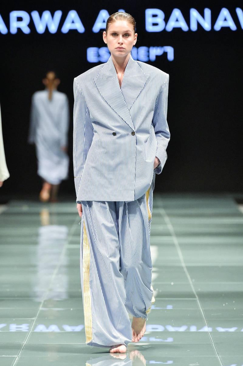 Arwa Al BanawiArab Fashion CouncilRiyad, Saudia Arabie,
