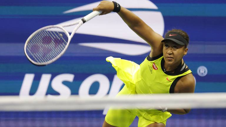 An image that illustrates this article Naomi Osaka feels the 'itch' to play again