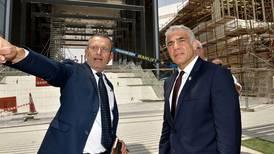 Yair Lapid says Expo 2020 Dubai a major platform for Israel