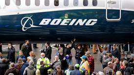 Boeing makes Dh360 million support pledge for 737 Max crashes