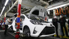 Toyota succumbs to chip shortage and cuts September output