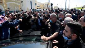 Protests erupt in Jordan after Covid-19 hospital deaths