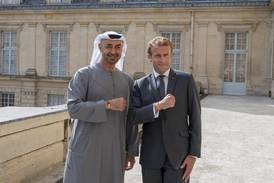 Macron and Johnson wear Expo 2020 Dubai wristbands – how to get yours