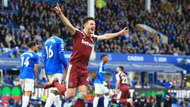 David Moyes lauds 'great result' as West Ham edge Everton at Goodison Park