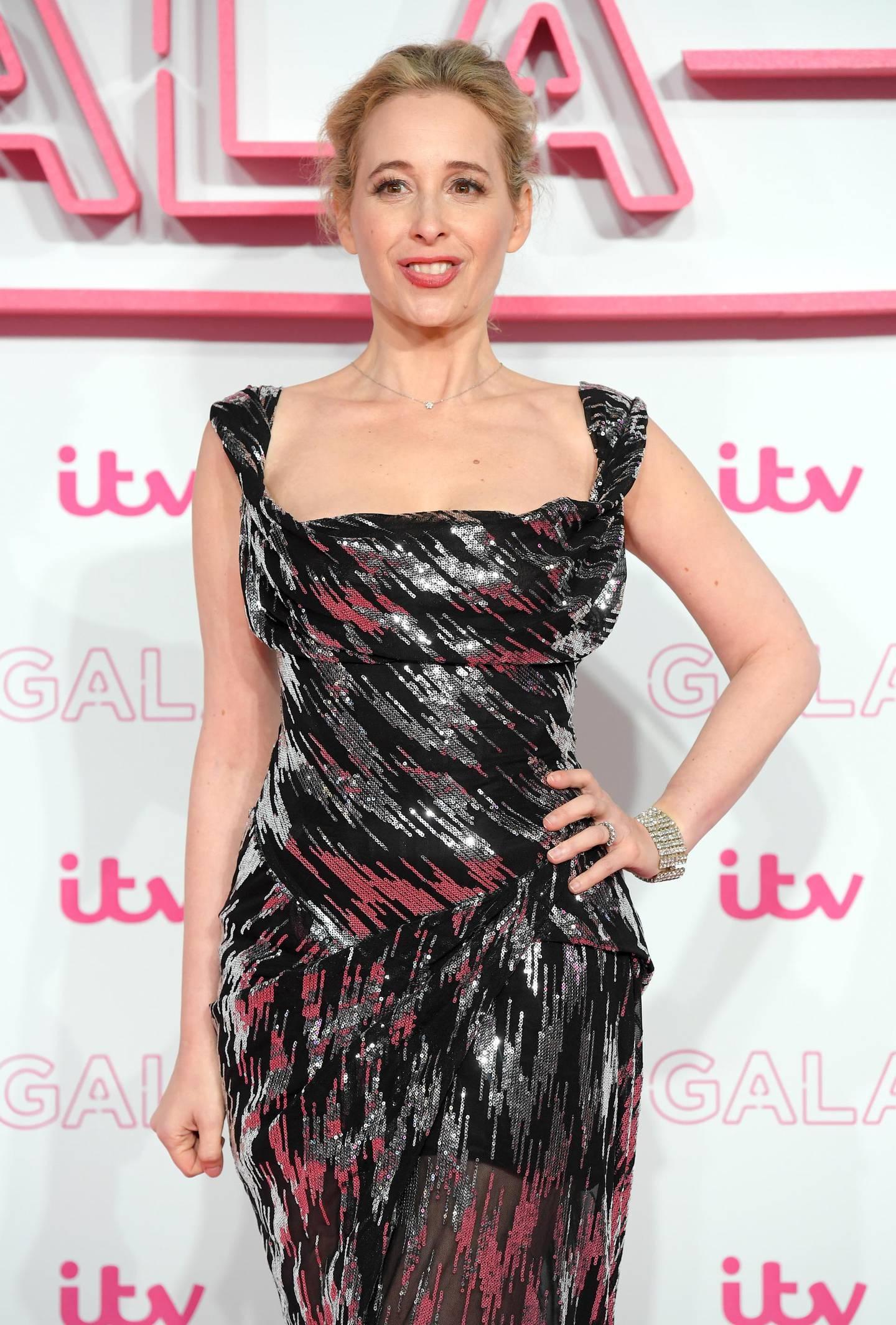 LONDON, ENGLAND - NOVEMBER 24:  Noreena Hertz attends the ITV Gala at London Palladium on November 24, 2016 in London, England.  (Photo by Karwai Tang/WireImage)
