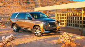 Cadillac Escalade 2021 unveiled: full-size SUV doesn't disappoint