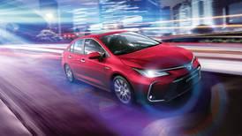 Toyota Corolla sales top 50 million