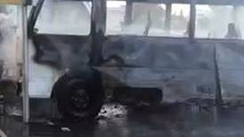 At least 14 dead and two injured in Damascus bus blast