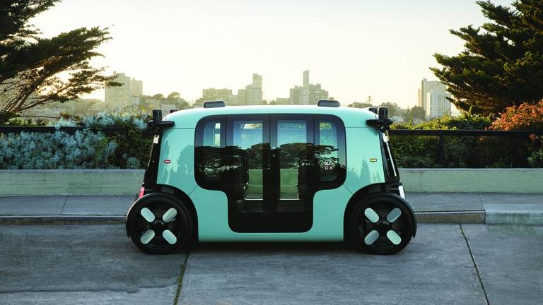 An image that illustrates this article Amazon's self driving unit starts testing robo cars in Seattle