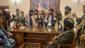 There's only one way for the Taliban to hold power
