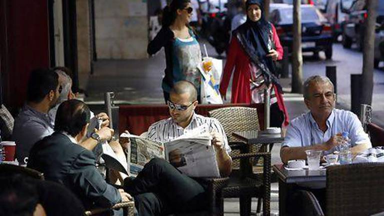 An image that illustrates this article A different approach to recruitment in Lebanon as unemployment climbs