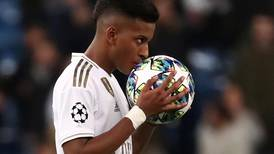 Rodrygo on being called up for Brazil and why he doesn't want to be compared to Cristiano Ronaldo