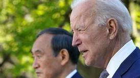 Biden says Iran's 60% uranium enrichment unhelpful for nuclear talks