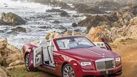 Rolls-Royce Dawn helps BMW post record sales
