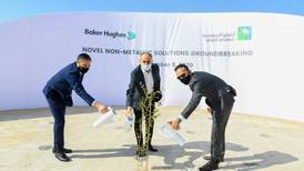 Saudi Aramco and Baker Hughes form new JV to develop non-metallic products
