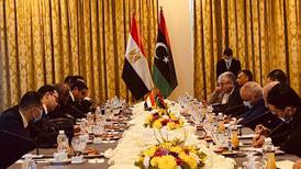 Egyptian officials hold talks with Libyan government in Tripoli